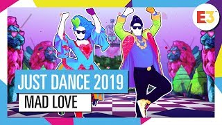 MAD LOVE - SEAN PAUL, DAVID GUETTA FT. BECKY G / JUST DANCE 2019 [OFFICIEL] HD