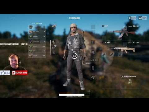 DB Gaming streaming PUBG, with Charie Blossom?