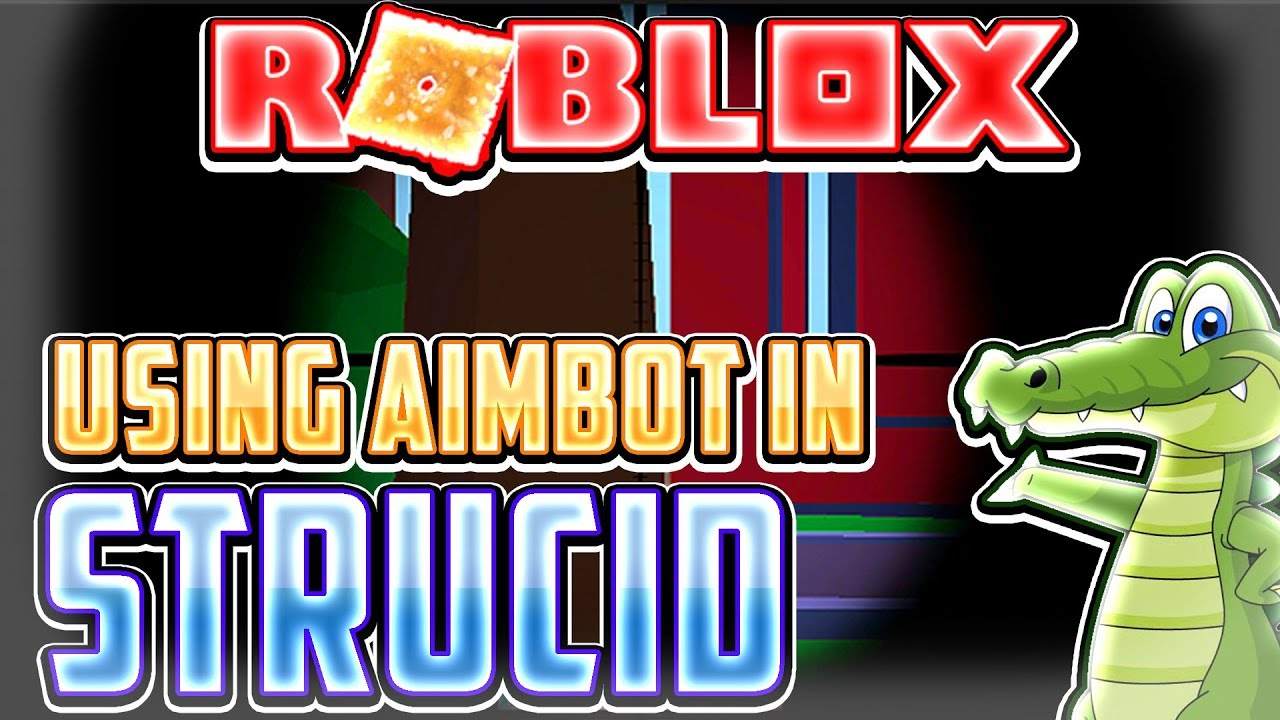 AIMBOT IN STRUCID || ROBLOX EXPLOITING VIDEO #25 - YouTube