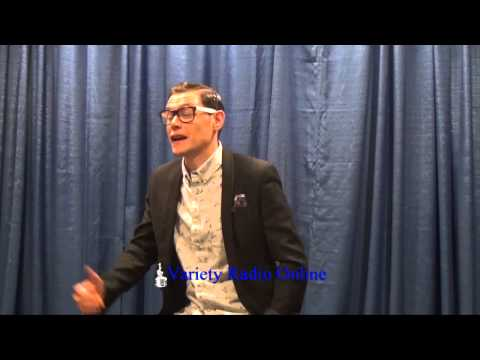 Burn Gorman  Dragon Con 2013  Variety Radio Online