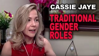 Cassie Jaye: How Drastic Was Your Change From a Feminist? +Gender Roles