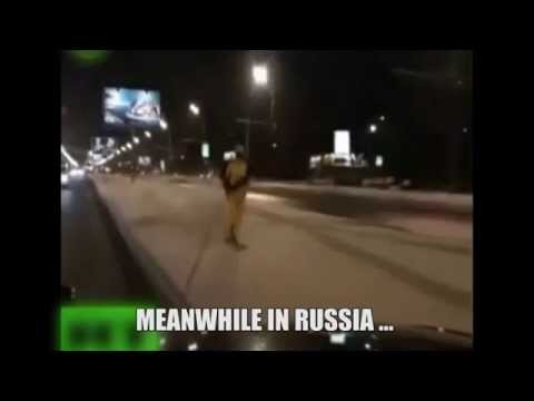 Meanwhile in Russia - Amnesty