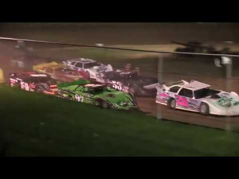 "Ohio Valley Speedway ""Summer Sizzler"" Late Model Feature 7-7-18"