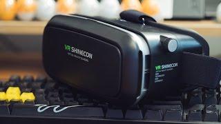 VR shinecon, 3D окуляри віртуальної реальності!
