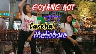 Download Video GOYANGAN HOT girls CAREHAL angklung PIKIR KERI garapan baru. MP3 3GP MP4