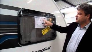 Swift Sprite 2015 Mondial 420 SE actiemodel Meerbeek Caravans en Campers uw Bovag dealer