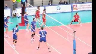 Волейбольная дуэль.wmv