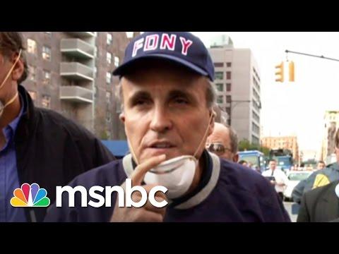Mayor Rudy Giuliani Remembers 9/11 | msnbc