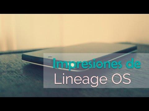 Primeras impresiones de Lineage OS última versión | ¿Vale la pena? | Rom Oficial