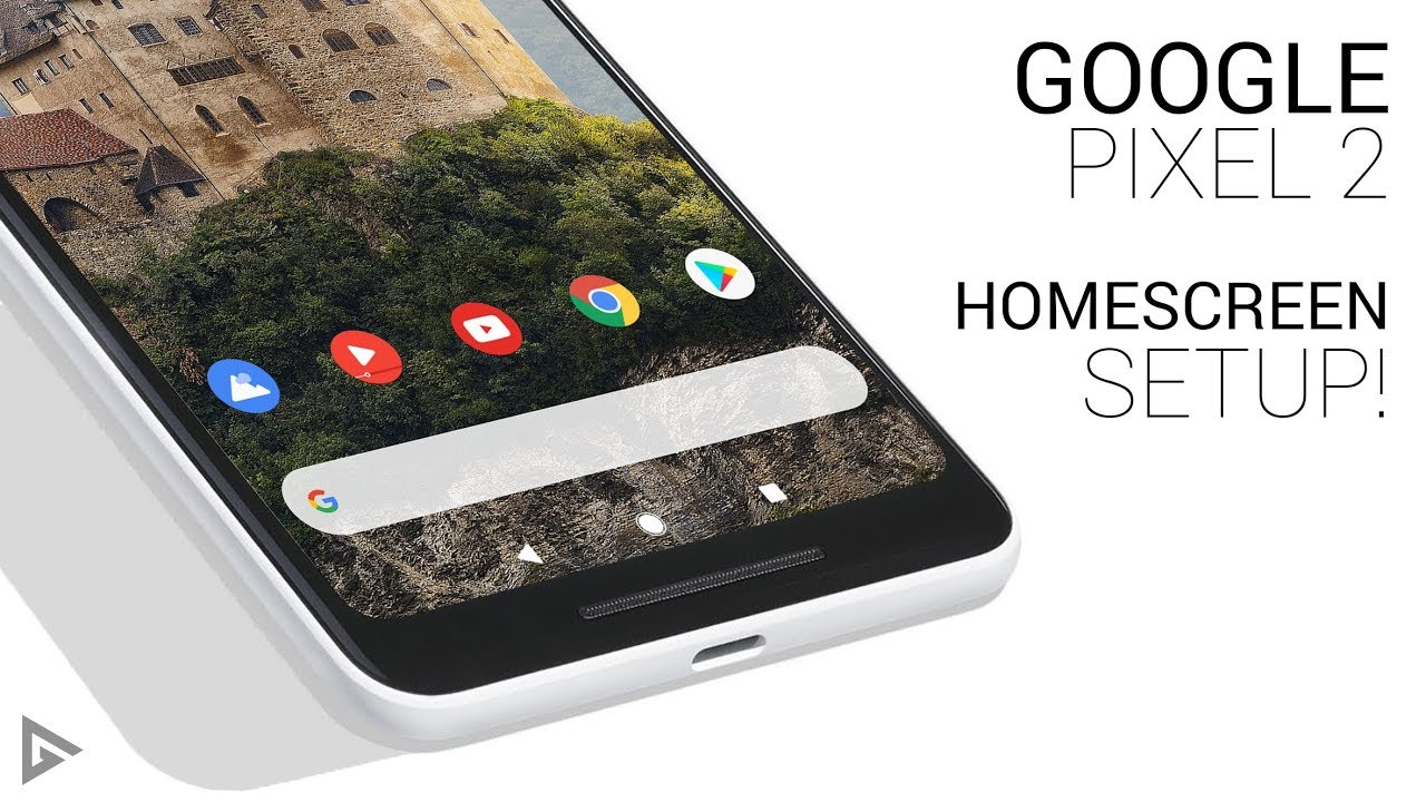 how to get google on home screen
