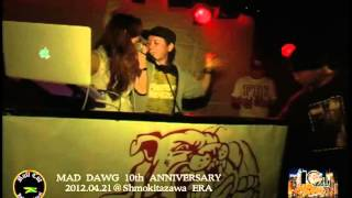 SOUND & FLOOR VOL.3 - MADDAWG INT-L 10th ANNI 2012