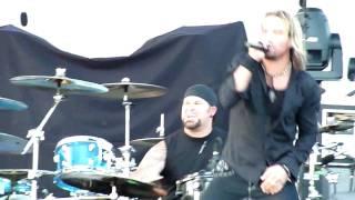 "Black Sunshine Live ""Psycho Babble"" 09-03-2010 On The WaterFront Rockford Illinois"