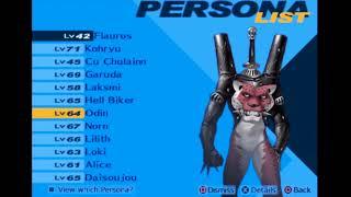 Shin Megami Tensei : Persona 3 FES -200- Jotun of Grief