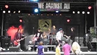 WE AGAINST ALL (Mommenheim 2011) -Little stupid Goodbye-