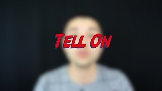 Tell on - W30D5 - Daily Phrasal Verbs - Learn English online free video lessons