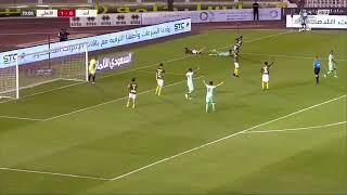 هدف الأهلي الثاني ضد أحد (مهند عسيري) في الجولة 2 من دوري كأس الأمير محمد بن سلمان للمحترفين