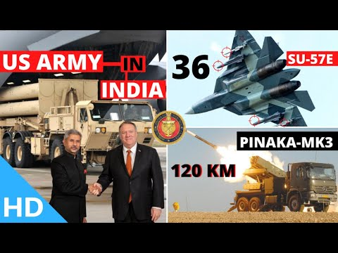 Indian Defence Updates : 36 SU-57E Limited Order ?,New Pinaka-MK3,US Army In India,New Radar Centre