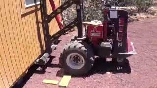 12 X 24 Graceland Portable Building - Living Off The Grid - Arizona
