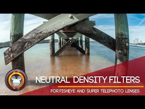 Neutral Density Filters - For Fisheye And Super Telephoto Lenses