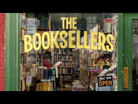 The Booksellers - Official Trailer