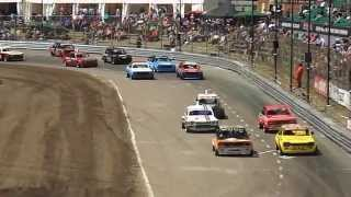 Classic Hot Rods. Ipswich. 27.6.15. National Championship qualifier ht1