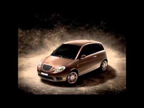 2005 Lancia Ypsilon Sport Concept Car Youtube