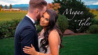 Megan + Tyler - Wedding Film [4K]