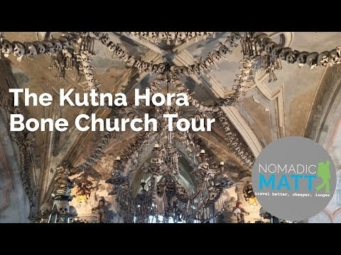 The Kutna Hora Bone Church Tour