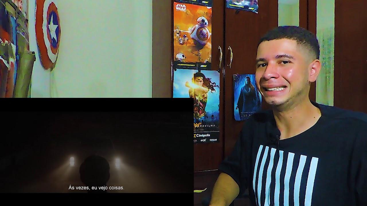 Annabelle 3: De Volta Para Casa - Trailer Oficial Reação/Reaction