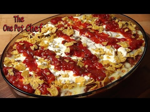 Taco Casserole | One Pot Chef
