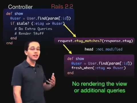 Scaling Rails Applications: Client-side Caching (Episode #9)