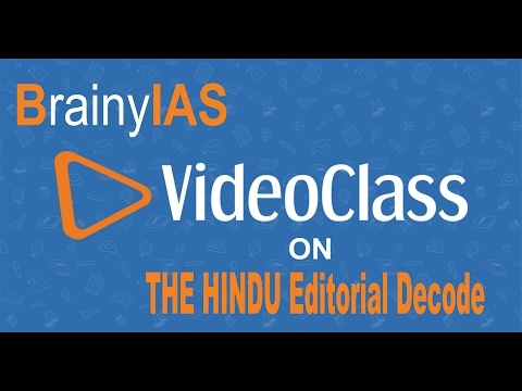 Article 142 Explained | 17-2-17 The Hindu editorial decode