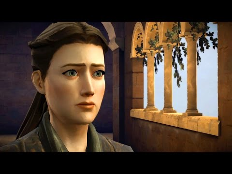 Mira's Story: All 6 Episodes (Game of Thrones | Telltale Movie | King's Landing)