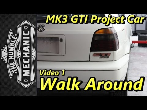 MK3 Project Car Walk Around ~ Video 1