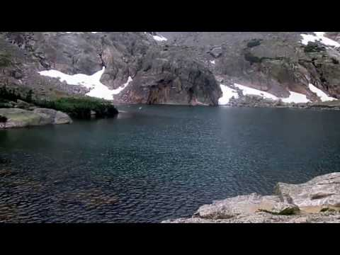 Hike to Sky Pond in Rocky Mountain National Park on 7/26/2016