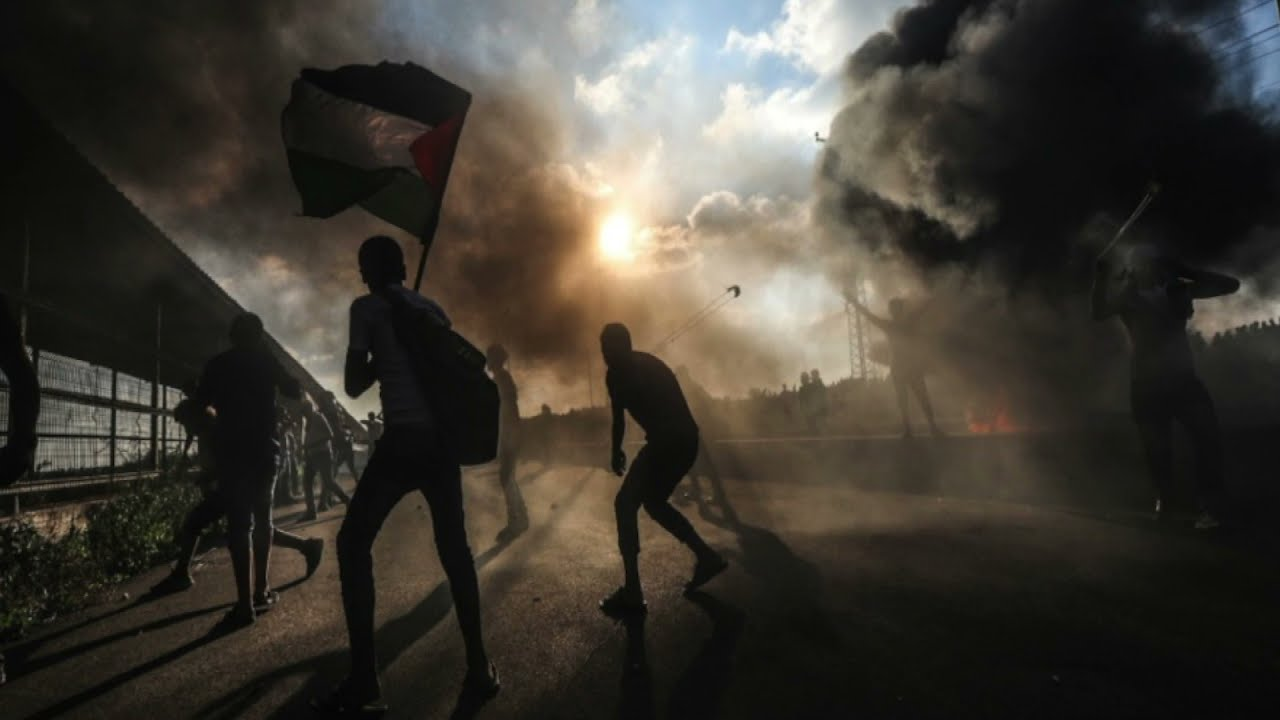 Palestine: A bloody war of occupation!