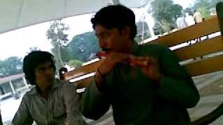 pakistani flute 《My heart will go on 》
