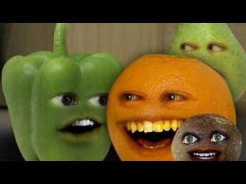 La naranja molesta \' Amigo embarrado \' ESPAÑOL \'   FunnyDog.TV