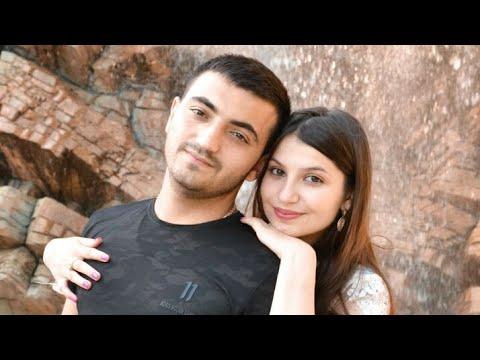 SERXAN & AMALIYA   Love Story  Azeri toy Qabal 2017