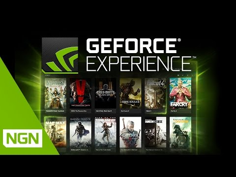 New Share Feature in GeForce Experience for Capturing Gameplay