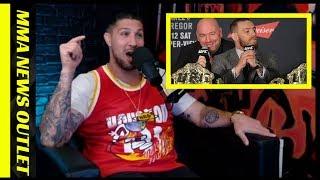 [2019]Brendan Schaub EXPOSES Dana White + Mocks Israel Adesanya Face[Post UFC 236]|MMA NEWS OUTLET