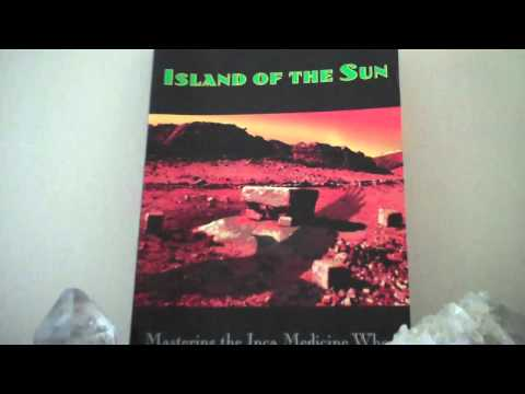 Book Review - Island of the Sun by Dr. Villoldo and Jendresen