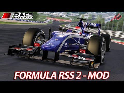 Formula RSS 2 | Assetto Corsa [HD] [GER] RedBull Ring