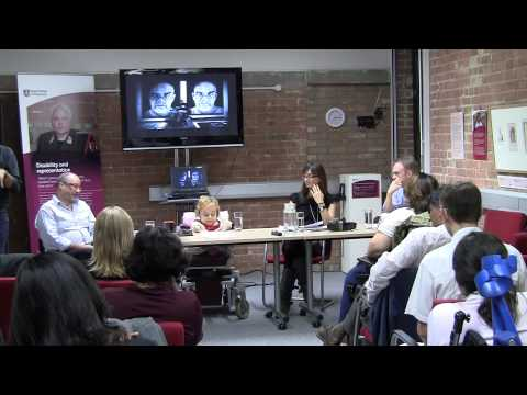 """Public Bodies, Hidden Histories: Disability on Display"" Talk at Shape 28th Sept 2011 Full Version"