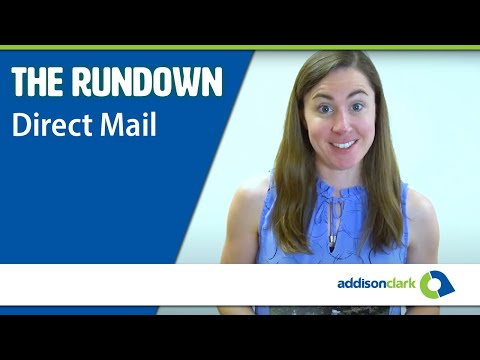 The Rundown: Direct Mail
