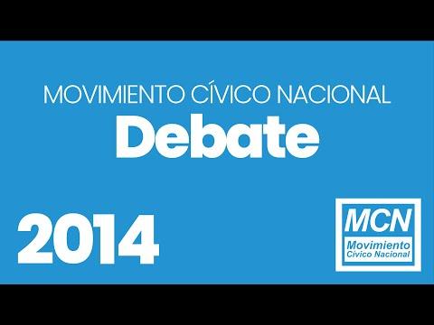Gloria Álvarez  debate con Diputado electo del Frente Amplio de Uruguay