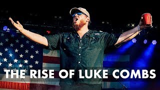 How Luke Combs Took Over Country Music