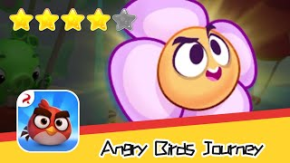 Angry Birds Journey 43 Walkthrough Fling Birds Solve Puzzles Recommend index four stars