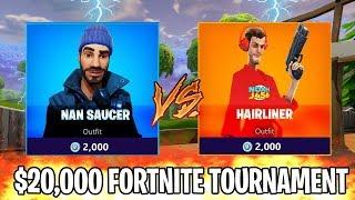 $20,000 Tournament of Randomness - NoahJ456 + Avxry (Fortnite Friday)