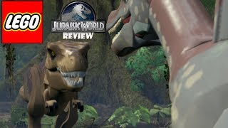 LEGO Jurassic World (Switch) Review (Video Game Video Review)